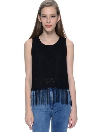 Glamorous Bluz Siyah